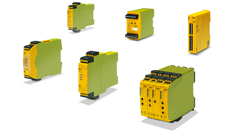 PNOZmulti safety controllers